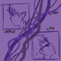 Wired Life-Rin Yukio by momo5596