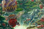 James and giant peach country by VNC-Children