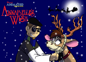 HAMR Annabelle's Wish Title Card by HewyToonmore