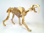 Smilodon 3 by DrPeper2