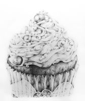 Stippled Cupcake by ruby-misted-eyes