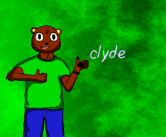 Yay, Clyde! by BlueMoon63