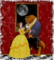 Beauty And The Beast by Victorian-Angel