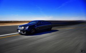 Cadillac CTS Coupe 3 by Baher-Amin
