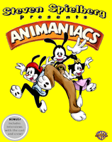 Animaniacs DVD design1 by Takineko