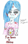 Five Nights at Mantha's by ThatchFangirl12