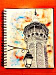 #23 Tunis Minaret by AimlessStruggles