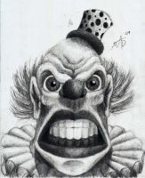Clown by Murdertz