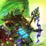FOR THE HORDE - WOW Warcraft by EddieHolly