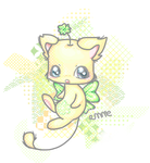 Clover Kitty by iEmme