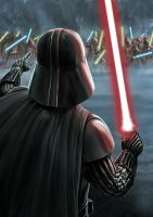 Vader's Torment by Robert-Shane
