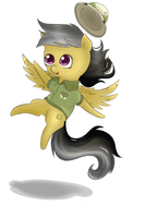 Daring Do by Chiweee