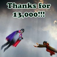 Thanks For 13,000 by bipolar-cosplay