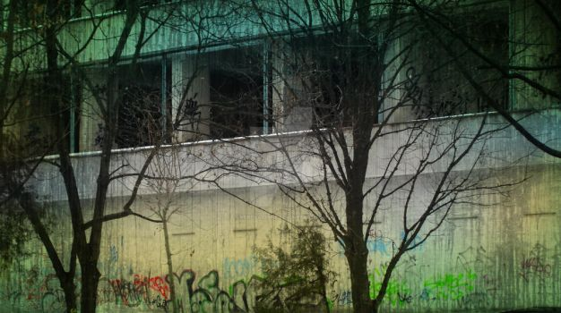 unfinished building 09 by Nerevarinne