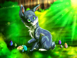 Easter is the time of Hope by Emijuh