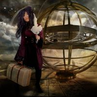 Time traveler by PattiPix
