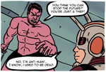 Ant-Man Second-Chance Man by theEyZmaster