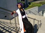 Cpt. Yoruichi - Relax by the-mirror-melts