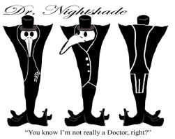Not Really a Doctor by dragonariaes
