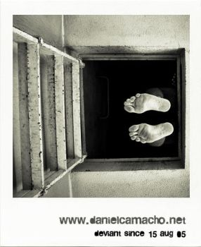 l'abstraction des pieds by dcamacho
