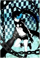 Black Rock Shooter by Rui-Shi