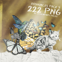 Resources Pack #17 by zeynxx