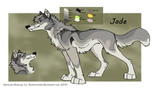 .: Jade Ref Sheet: 2013 :. by BeachBumDunkin