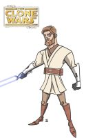 Obi-Wan by Chrisgemini