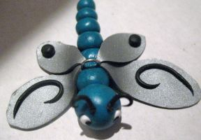 Dragonfly Ornament - Top by drakeo1903
