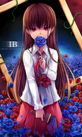 IB: Roses are Blue by raeinni