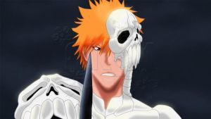 Skullclad Ichigo by NeoRuki