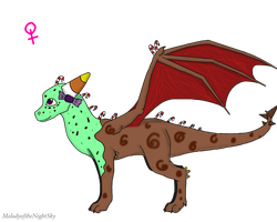 Candy Dragon Auction CLOSED by MelodyoftheNightFury