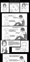 Shepard is Angsty. by Wingedmoggy