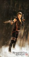 Resident Evil Afterlife: Alice by Meioh-Sama