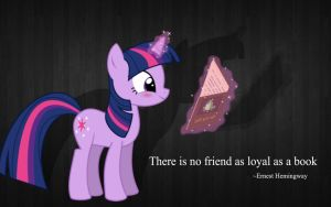 Twilight Sparkles - A loyal Friend by Paris7500
