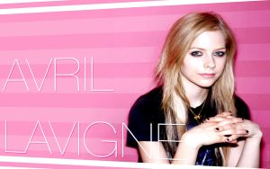 avril wallpaper by scorpion919