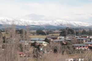 South Canterbury Valley by JerryWestaway