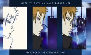 Hate to Rain on Your Parade:WIP by WariaChic