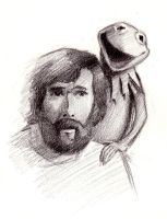 Henson and Kermit Copy by EndlessDiamondSky