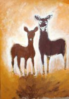 Deer Gods: preview by Queshire