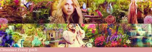 CLEMENCE POESY pack by MarryBrooks