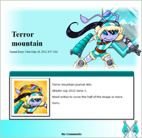 Terror mountain S1 2012 (journal skin) by DepaX3x