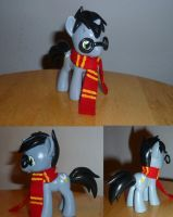 Custom Pony: Harry Potter by bandotaku