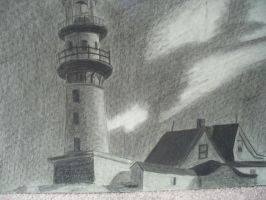 The light House by Ayanami-The-Nuff
