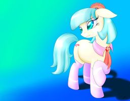 Coco Pommel by BluDraconoid