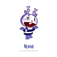 Mime by CubPop