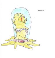 Kodos by buffybot101