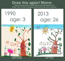 Meme: Before and After by lalla17