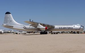 Convair B-36J Peacemaker by shelbs2