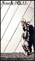 Haseo Xth - hack//G.U by Moon-Pie-Panda